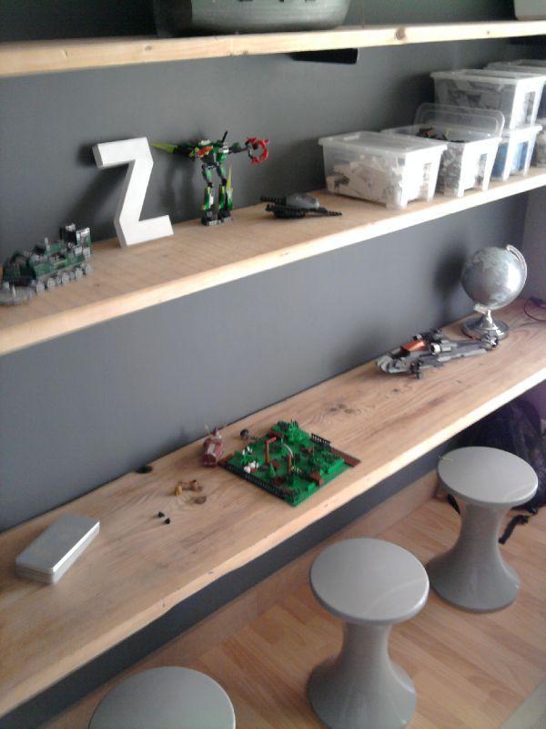 Perfect Idea for the basement!! Love it