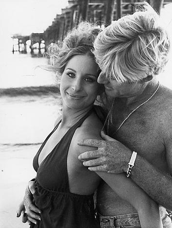 Robert Redford and Barbra Streisand, The Way We Were - 1973