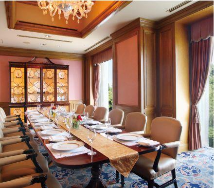 ホテル椿山荘東京内 IL TEATRO(イルテアトロ)東京の両家顔合わせおすすめの会場を集めました!