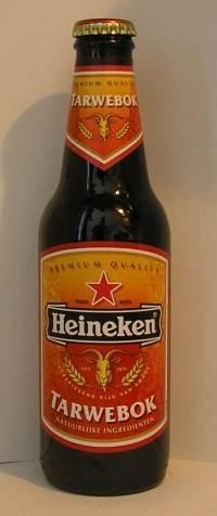 Heineken Tarwebok - Brouwerij Heineken, Nederland. Beoordeling GGOB:5,0. Eigen beoordeling: 5
