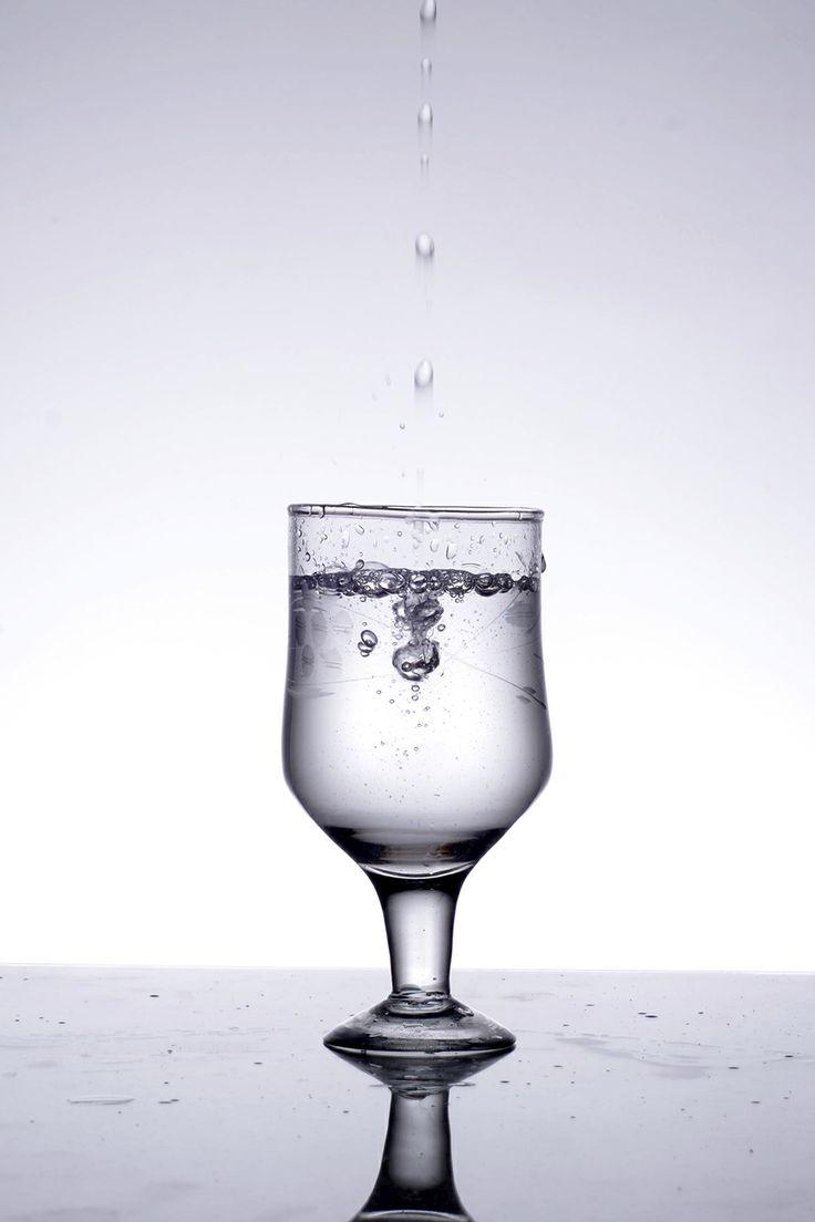 Water drop effect