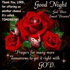 good night blessings prayers - Google Search