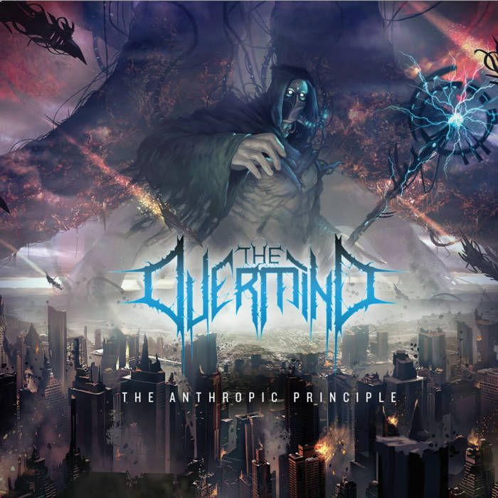The Overmind - The Anthropic Principle. Brutal Death Metal
