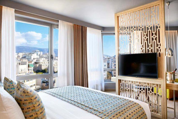 Junior Suite Acropolis View