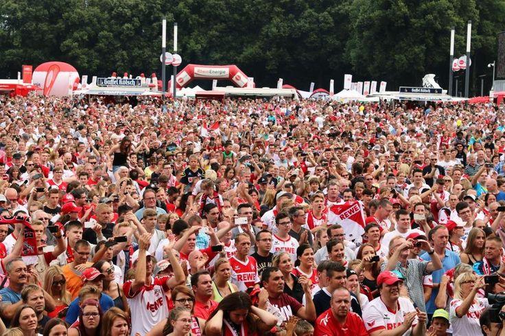 1. FC Köln hat mittlerweile 85.000 Vereinsmitglieder #Sport_Gesundheit #Stadtgespräch #1_FC_Köln #Antrag #Auswärtsspiel
