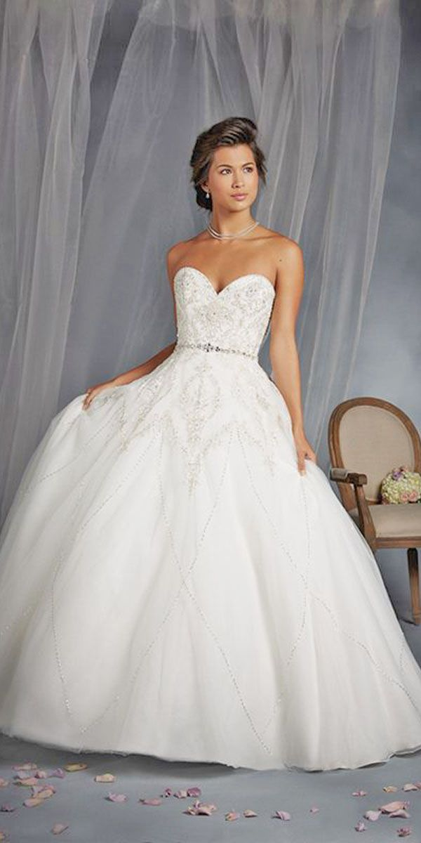 Cool  Disney Wedding Dresses For Fairy Tale Inspiration