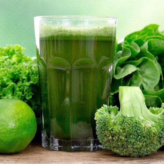 Sucos Verdes – As 5 Melhores Receitas para Emagrecer