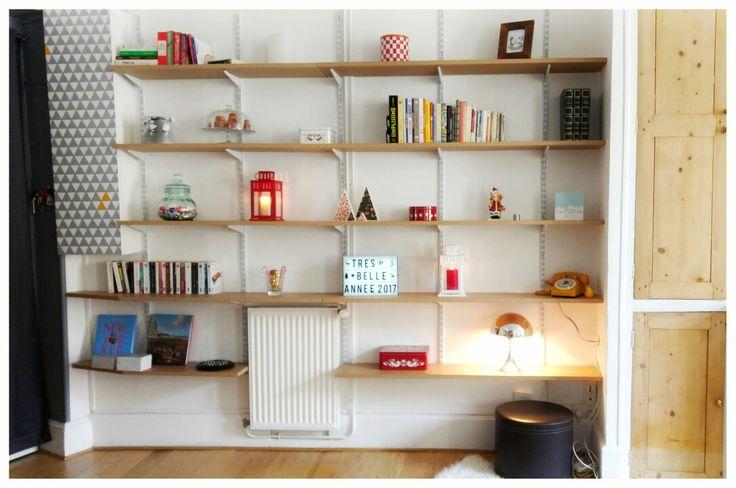1000 ideas about d coration murale salon on pinterest for Decoration bibliotheque murale salon