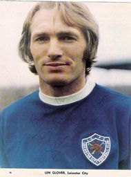 Len Glover (Leicester City) one of my all time favourite Leicester players