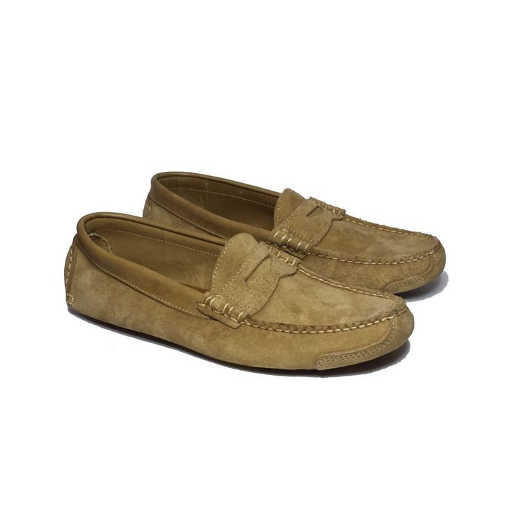 #ebay Brooks Brothers Suede Driving Mocs Brown Mocassins Men Size 8 D BrooksBrothers withing our EBAY store at  http://stores.ebay.com/esquirestore