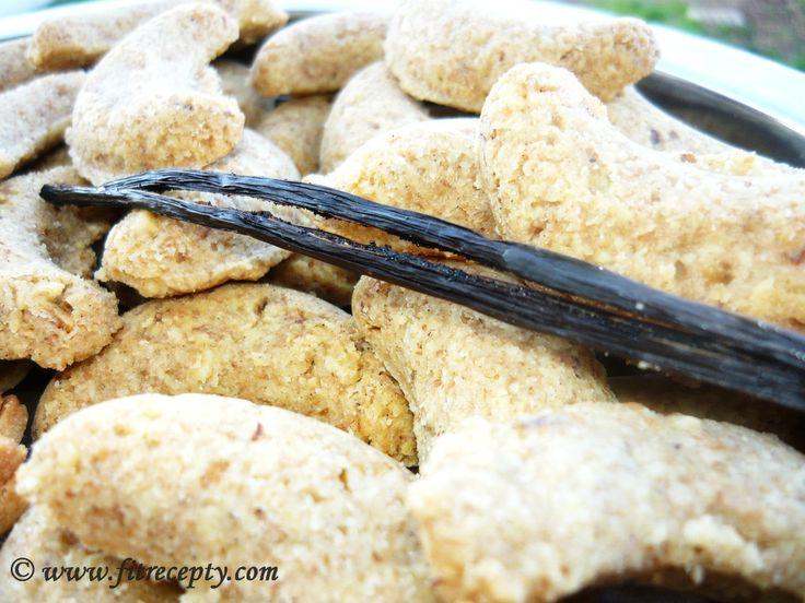 Celozrnné vanilkové rožteky :: Fitrecepty