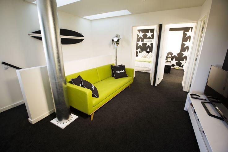 Orange Team Rumpus Room - Mitre 10 Dream Home