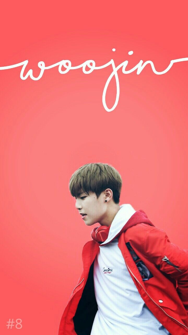 Park woojin | #8 | Wanna-one