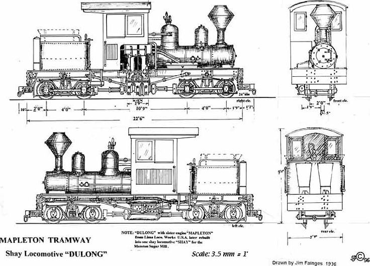 86 best railroad blueprints and drawings images on