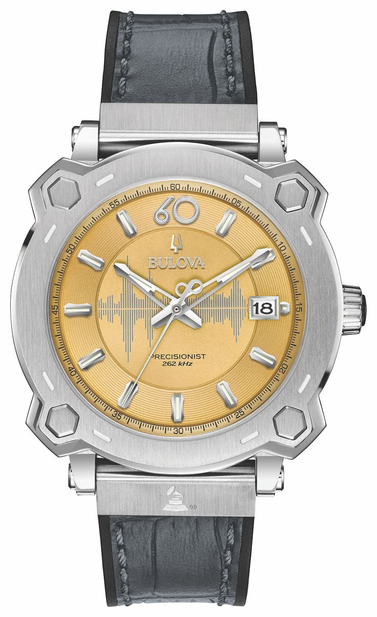 Bulova Celebrates Grammy Awards 60th Anniversary With Limited Edition Watch In New York City