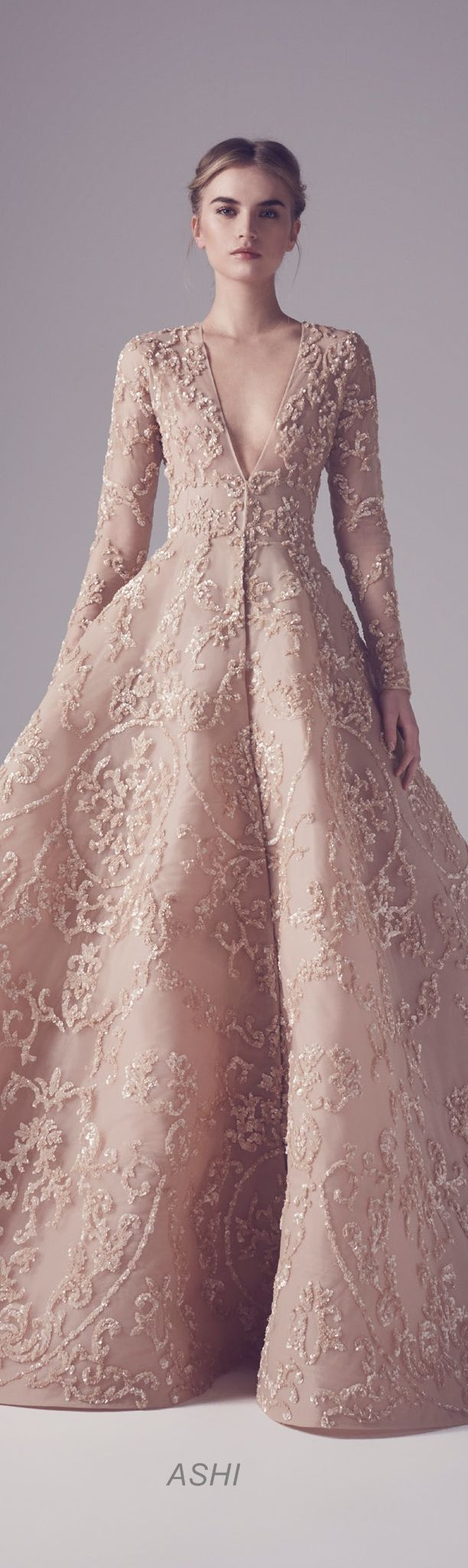 SPRING 2016 COUTURE Mohammed Ashi