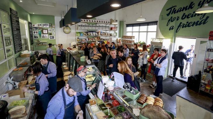 Sassy delicatessen: Inside Smith