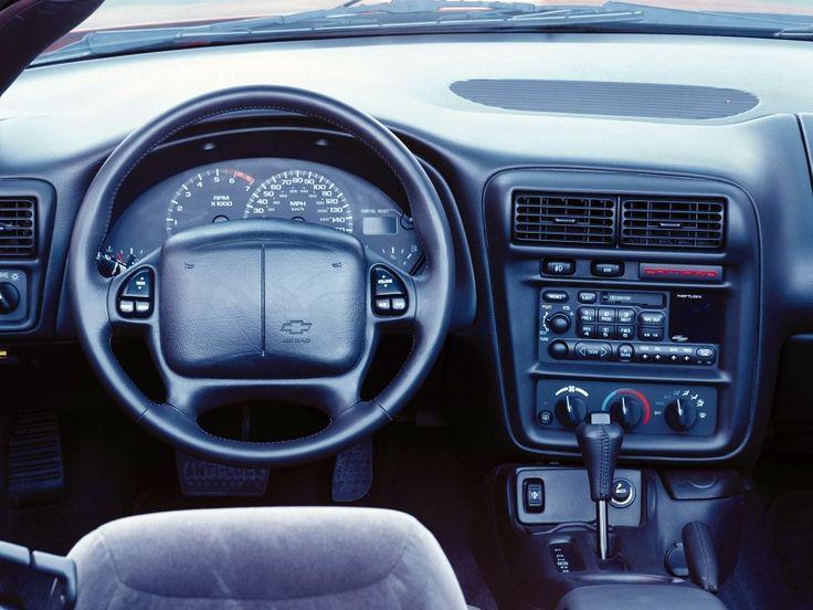 Chevrolet Camaro Z28 Convertible 2002 35th Anniversary Edition