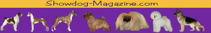 SHOW DOG MAGAZINE= Holistic Helpful Hints/Remedies for fleas, diet information, and all kinds of schtuff