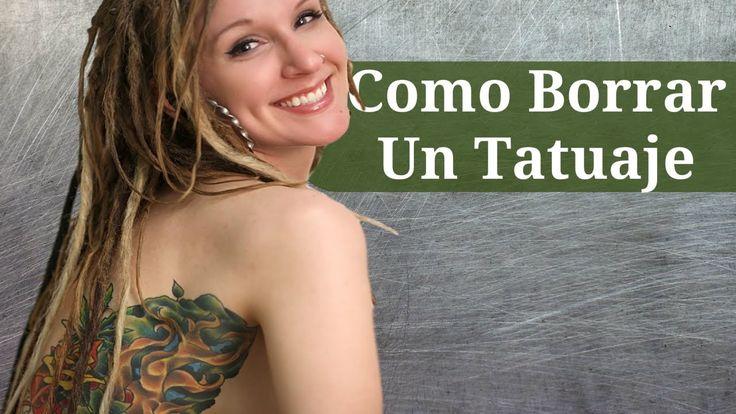 Como Borrar Un Tatuaje, Como Quitar Un Tatuaje De Forma Casera, http://como-borrar-tatuajes-naturalmente.blogspot.com/