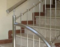 Stair railings for each design style