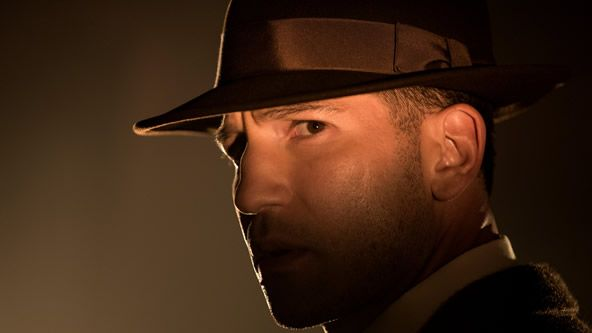 """After running for three weeks in December, TNT has announced that Frank Darabont's """"Mob City"""" is done."""