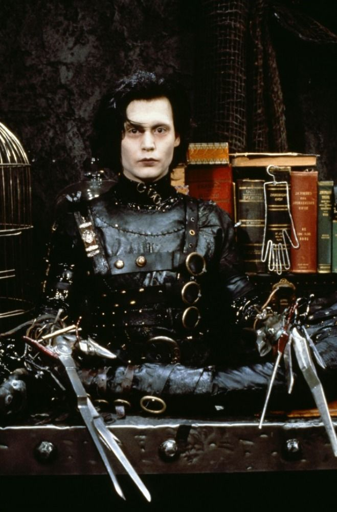 Edward aux mains d'argent || Edward Scissor-hands