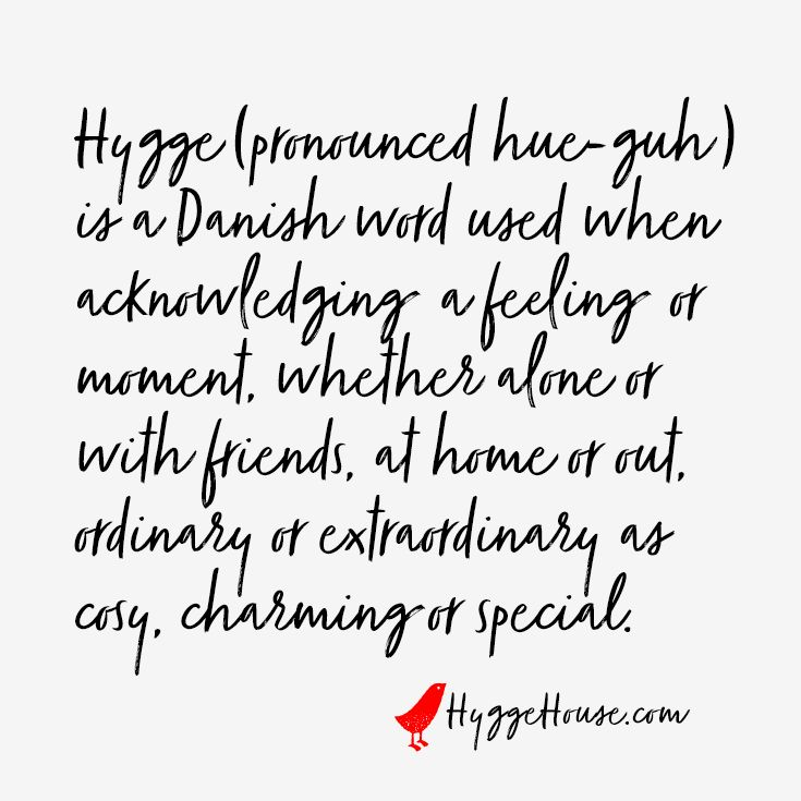Hygge is the Danish concept of living well & living simply. HyggeHouse.com shares stories, ideas, and tips on how to do just that with ease & charm.