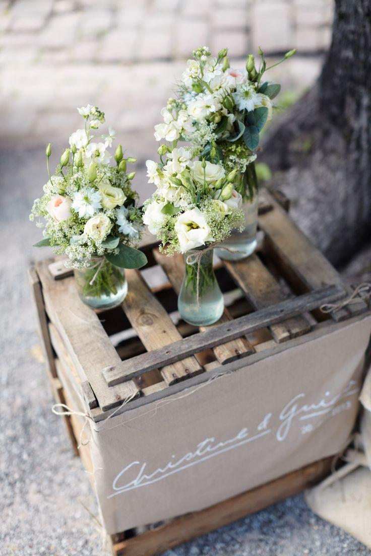 20 besten floristik blumengestecke tisch hochzeit selber machen bilder auf pinterest. Black Bedroom Furniture Sets. Home Design Ideas
