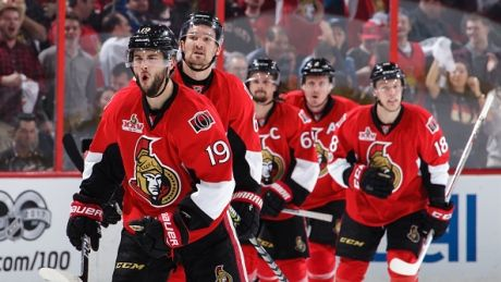 Sens' Brassard admits facing former Rangers' team will be 'special'