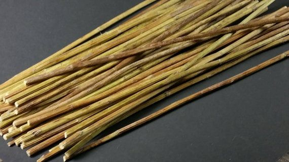 50 Yarrow Stalks for Traditional Chinese I Ching di LPKaster