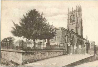 Beaminster Parish Records, Dorset