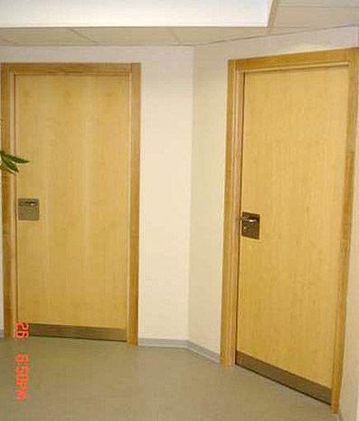 Puertas a medida de interior