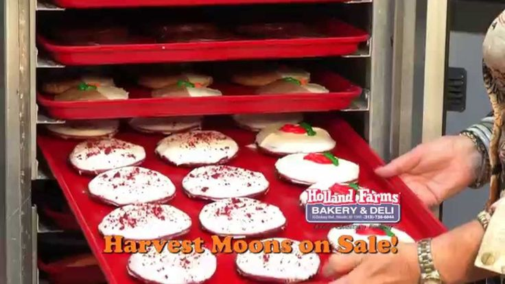 Harvest Moons on Sale in September @  Holland Farms