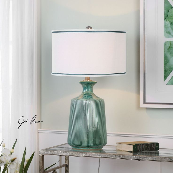 Best 25 Teal Lamp Ideas On Pinterest Teal Lamp Shade