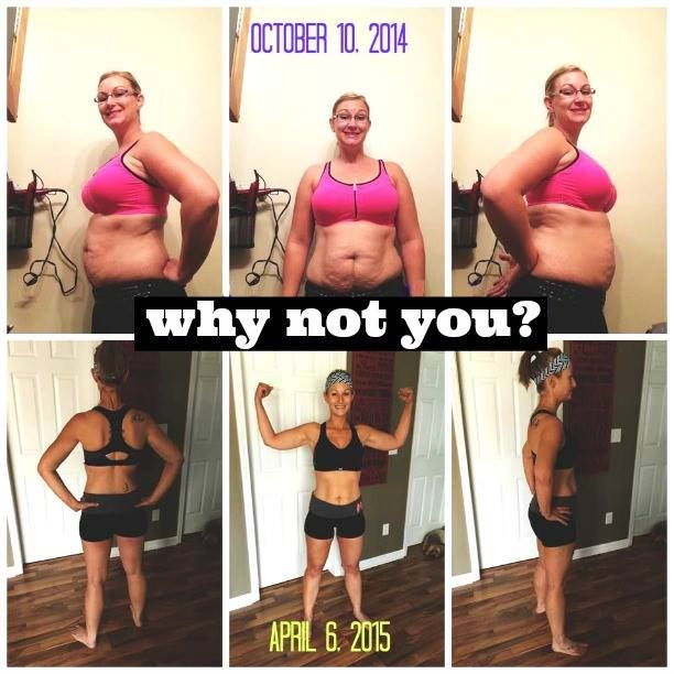 One of our coaches before and afters from the 21 Day Fix. She did such an AMAZING job and worked hard from October through February to hit her goals! www.betsyhockaday.com www.facebook.com/betsy.hockaday1