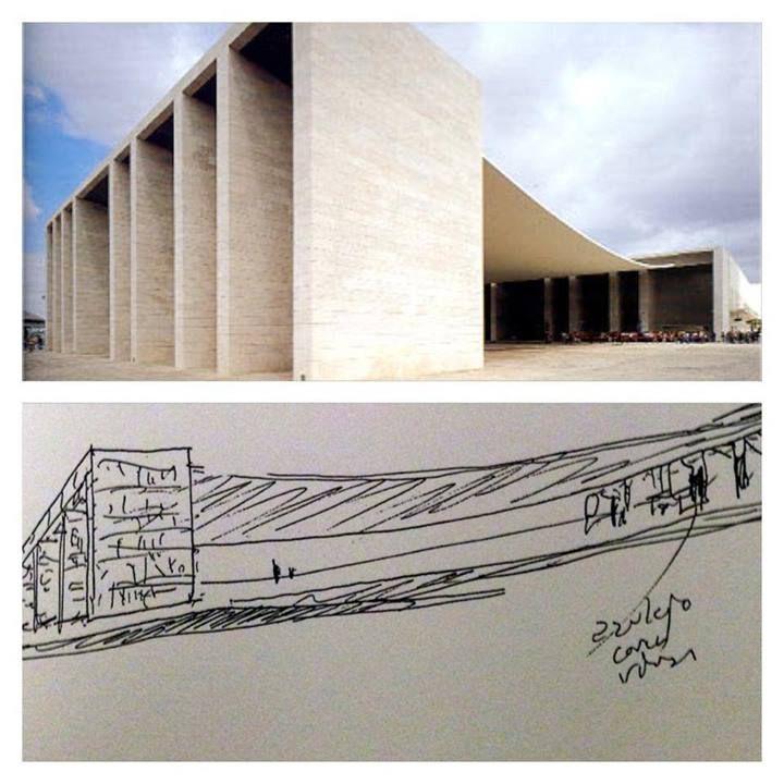 Portuguese pavilion | Lisbon | Portugal | Álvaro Siza Vieira