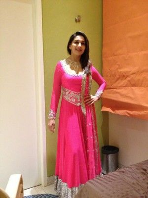 Madhuri Dixi Pink Long Anarkali Dress Check our New Bollywood collection, http://20offers.com/madhuri_dixi_pink_long_anarkali_dress?search=madhuri#.Uz0BsqiSzxA , Available for shipping worldwide,  Buy Bollywood Sarees at lowest price in USA, CANADA, AUSTRALIA, NEW ZEALAND, SINGAPORE, MALYASIA ,UK, NETHERLANDS, FRANCE, JERMANY - Indian Clothing Online!