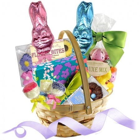 26 best easter xo images on pinterest easter eggs chocolates oregon easter basket filled with moonstruck candy basket and other oregon confectioners free shipping negle Image collections
