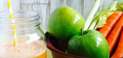 Rapunzel's Delight Juice Recipe #juicing #hair_growth #recipe