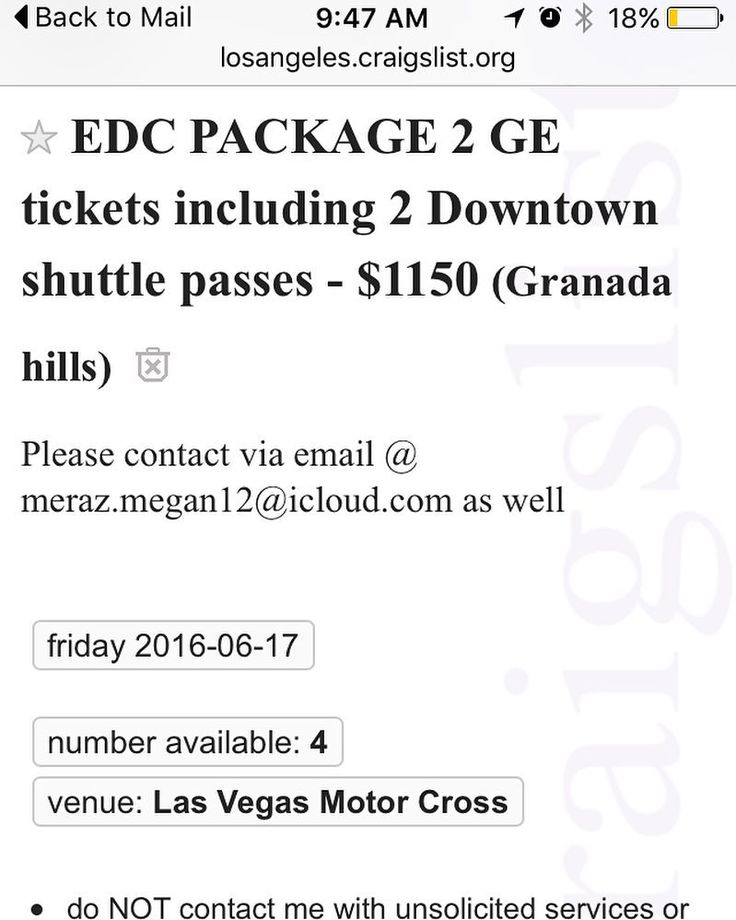If anyone is looking to go EDC this year my bf and I selling our 2 tickets that also have 2 Downtown passes with them as well. If you have my number text me or can you DM me #edc2016 #sellingtickets (ps: I'm up for negotiations on pricing) #edc #plur #edcticketsavailable #southerncali #rave by meganmeraz