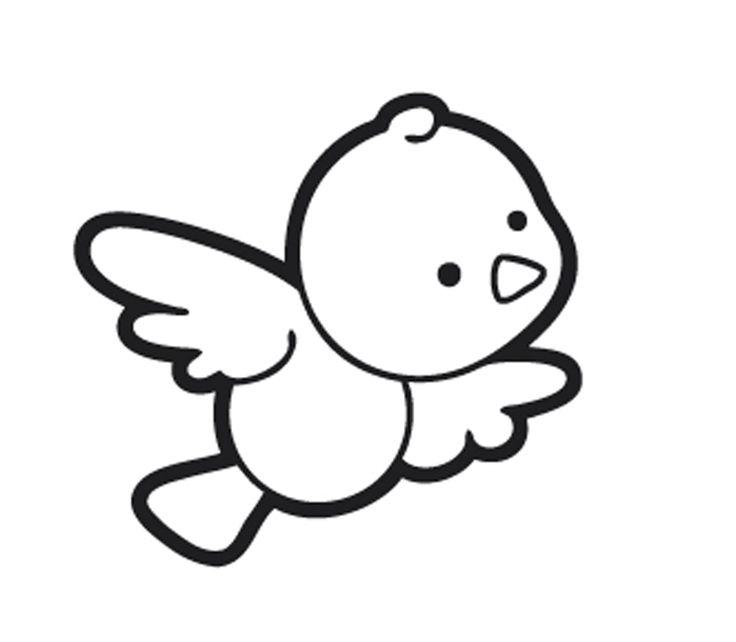 die besten 25 ausmalbilder vögel ideen auf pinterest