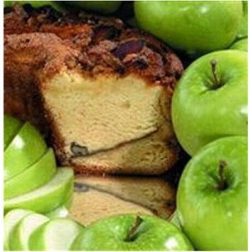 My Grandma APSMCLN Small- 8 in.- 1.75 lbs Lower Fat Granny Smith Apple Coffee Cake, No Nuts | Jet.com