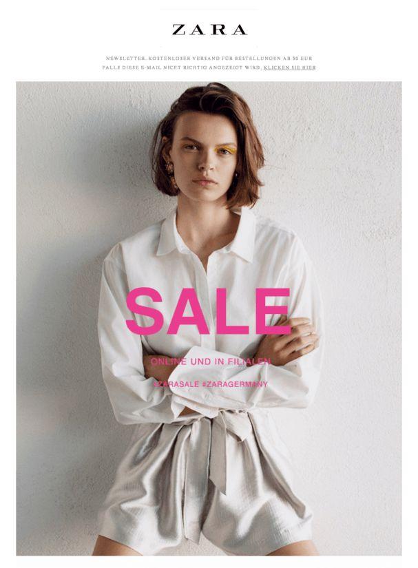 Zara Com Sale