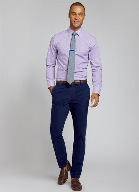 mens dress shirt and pants color combinations - Google Search