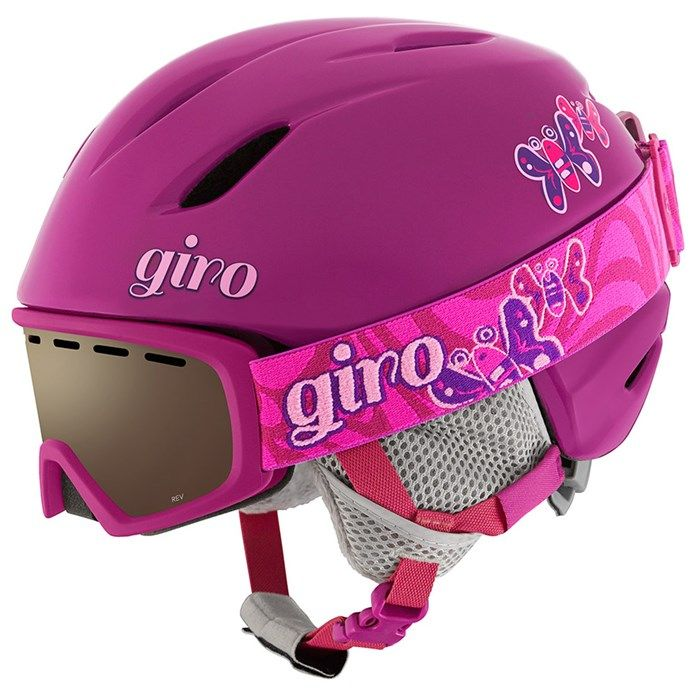 Giro - Launch Helmet + Rev Goggle Combo - Little Kids'