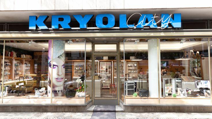 KRYOLAN CIty Store Berlin