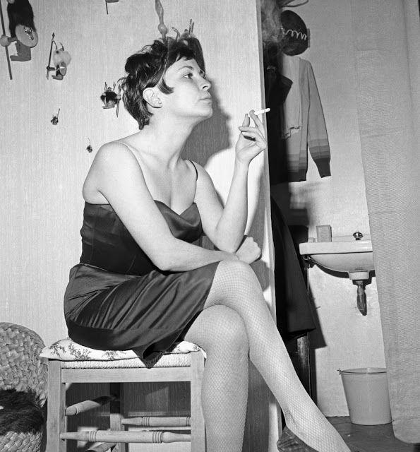 Efemérides de Madrid. 20 de marzo. 1936.- Nace en la calle Don Pedro de Madrid la actriz María de los Ángeles López Segovia, más conocida por todos como Lina Morgan.