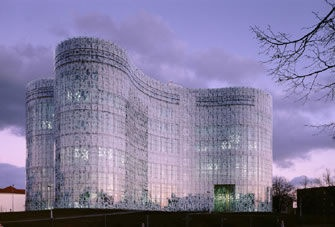 Cottbus University Library -Germany