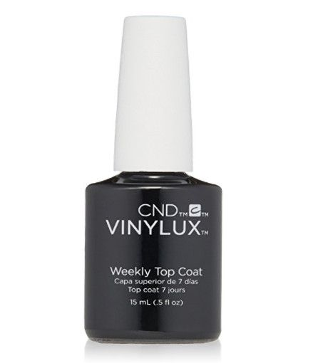 CND Vinylux Weekly Top Coat - Amazon Beauty Products Every Lazy Girl Needs - Photos
